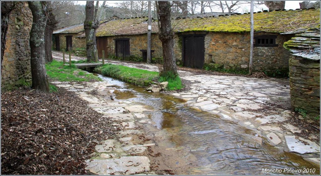 Bodegas de Vilachá - Foto de Ramon Piñeiro