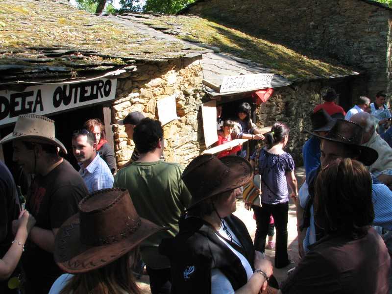 Vilachá de Salvadur renuncia a celebrar la «Feira do Viño de Vilachá» este año.