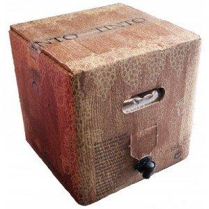 bag-in-box tinto mencía
