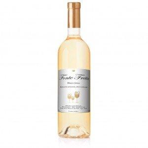 botella vino blanco godello