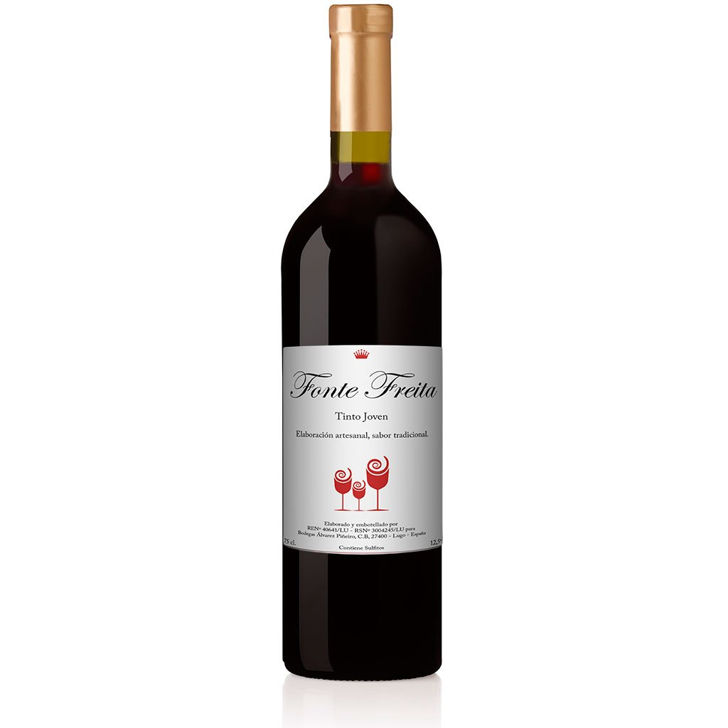 Bodegas lvarez pi eiro vino menc a de la ribeira sacra - Botelleros de vino ...